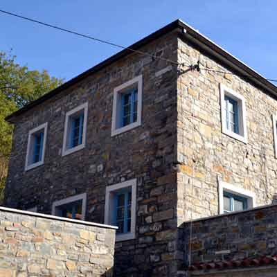 Prenova - rekonstrukcija hiše